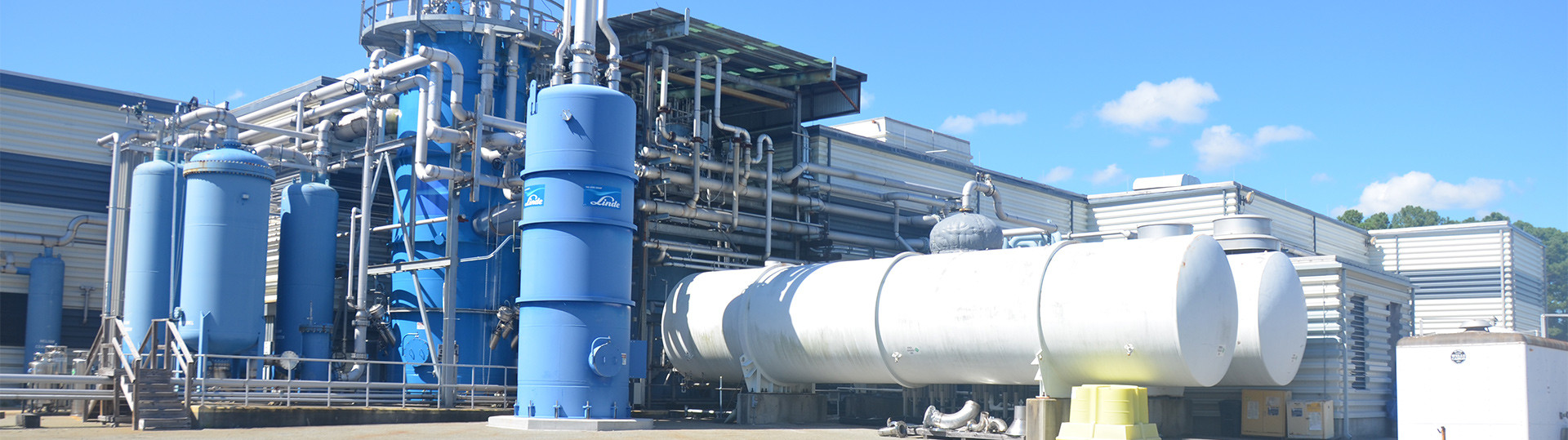 Cryogenics plant